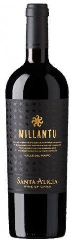 Millantu 智利顶级名莊愛麗絲美蘭都乾紅酒